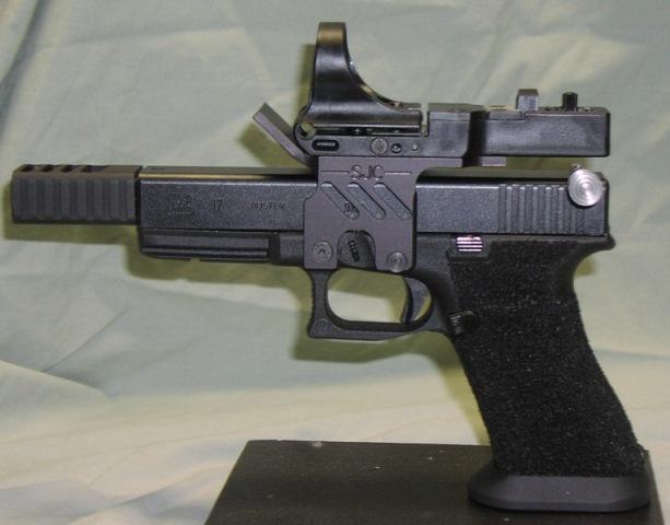 G17 Open Black